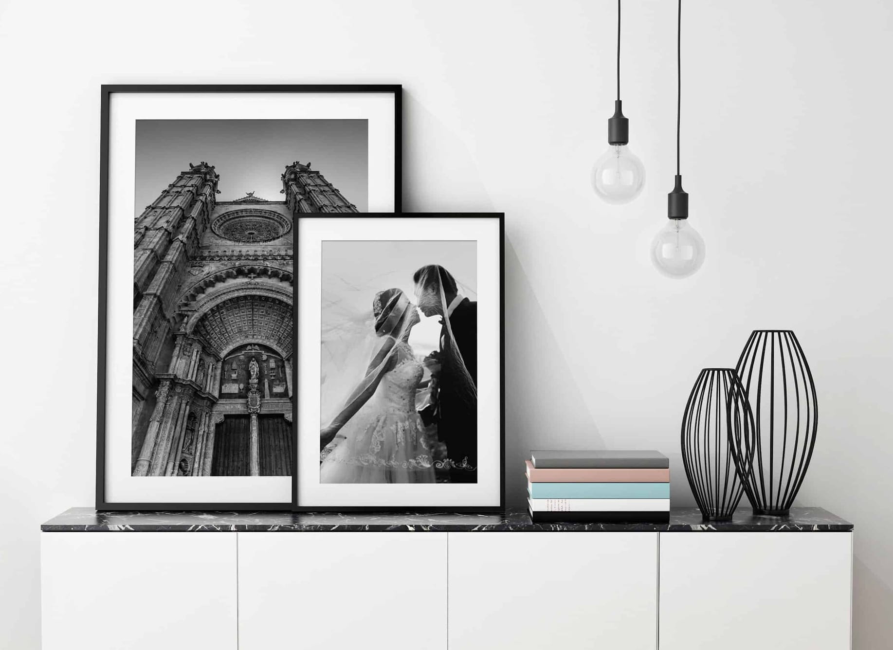 Your Personalized Photo Picture Canvas Print Box Framed Wall Art A1 A2 A3