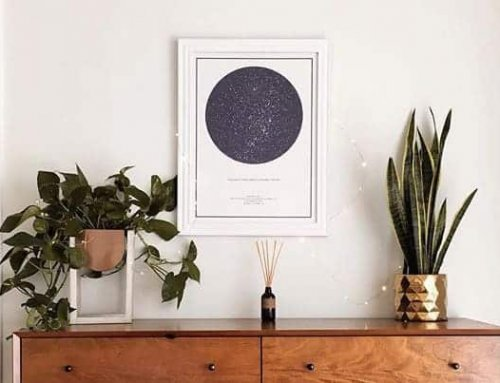 The Night Sky Picture Frames