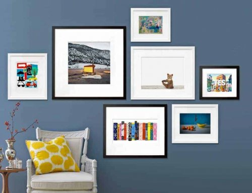 How to Choose a Picture Frame That Compliments Your Artwork