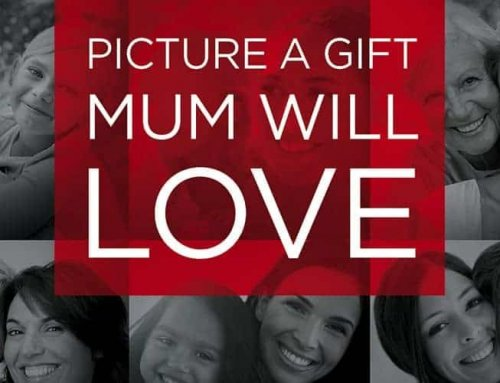 Win a Printed and Framed Photo for your mum!