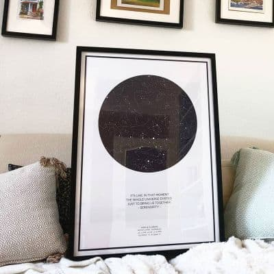 starrymaps frames