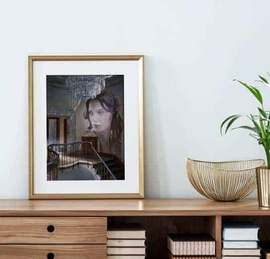 Rone Framed Print