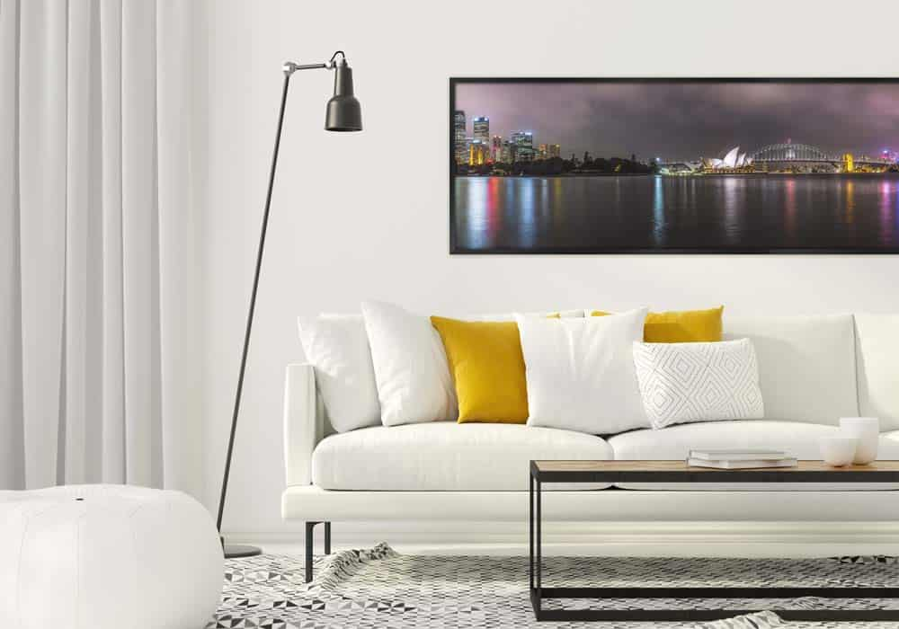 Panoramic Picture Frames canvas stretching photo framing tips