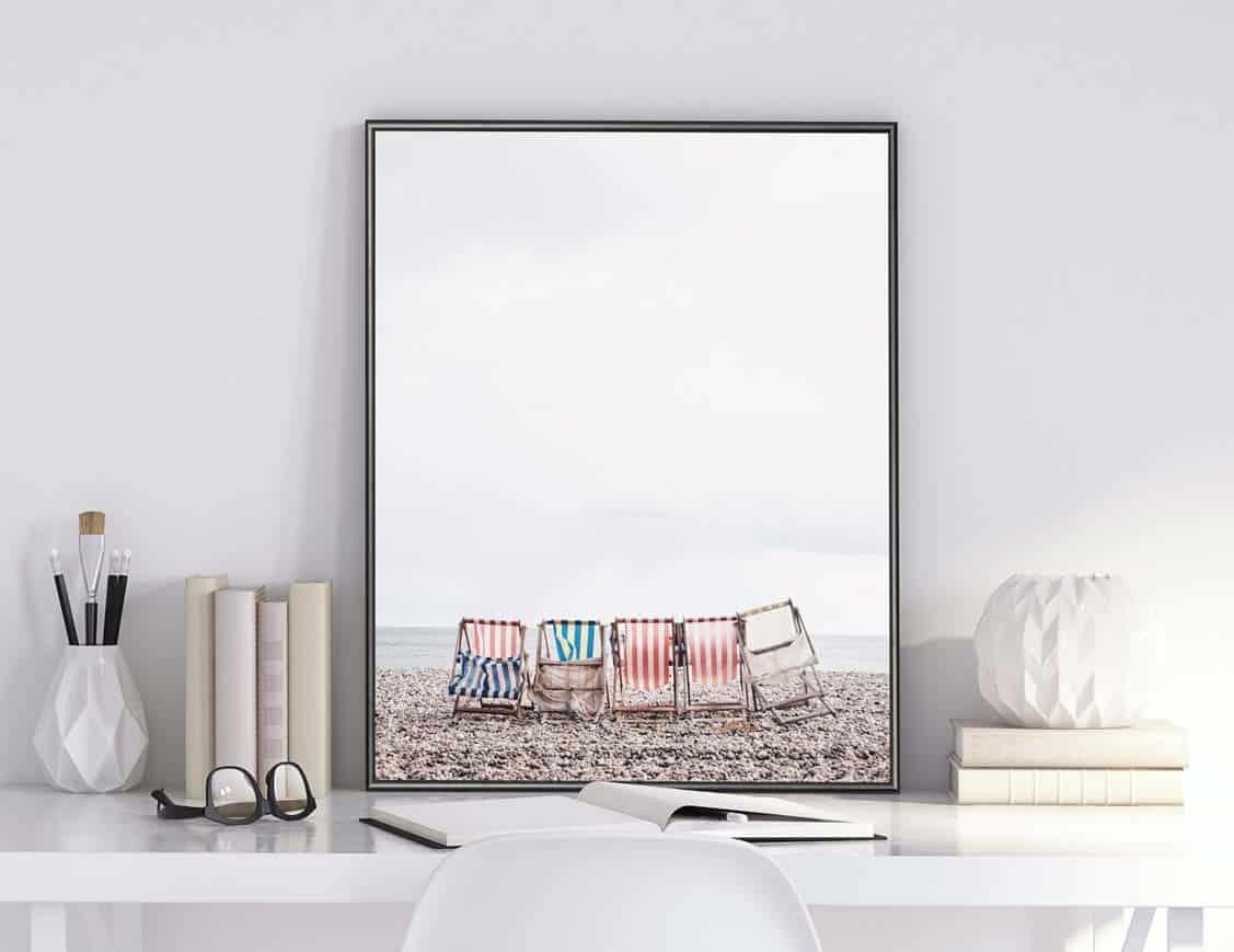 aluminium picture frames