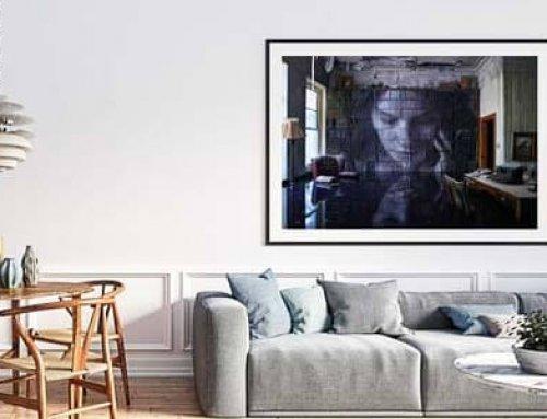 Rone Framed Prints