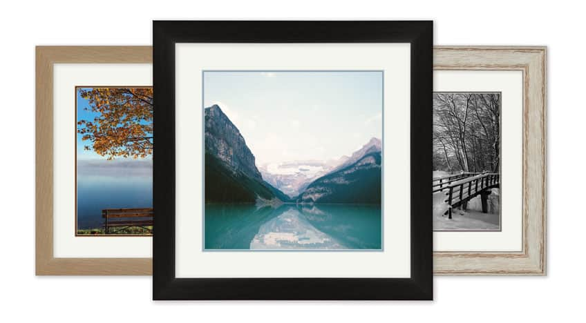 square picture frames