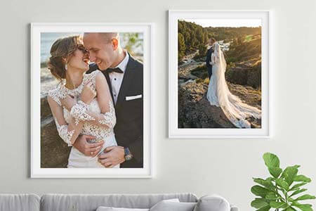 wedding frames photo framing tips