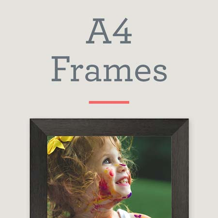 A4 Picture Frames