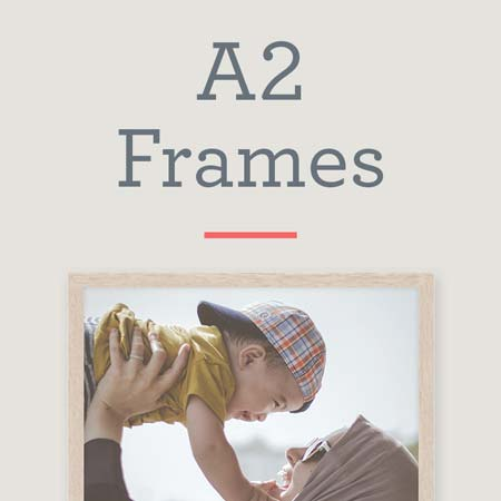 A2 Picture Frames