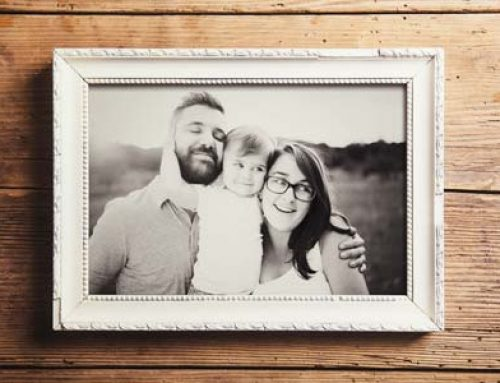 Styling with Photo Frames