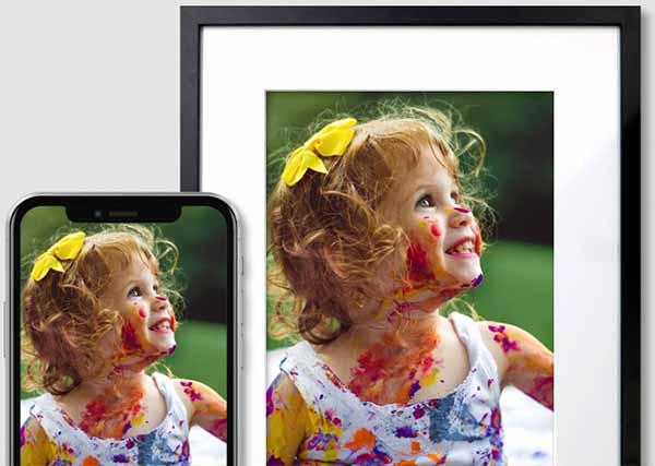 online custom picture framing frames