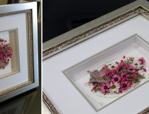 Shadow Box Picture Frames