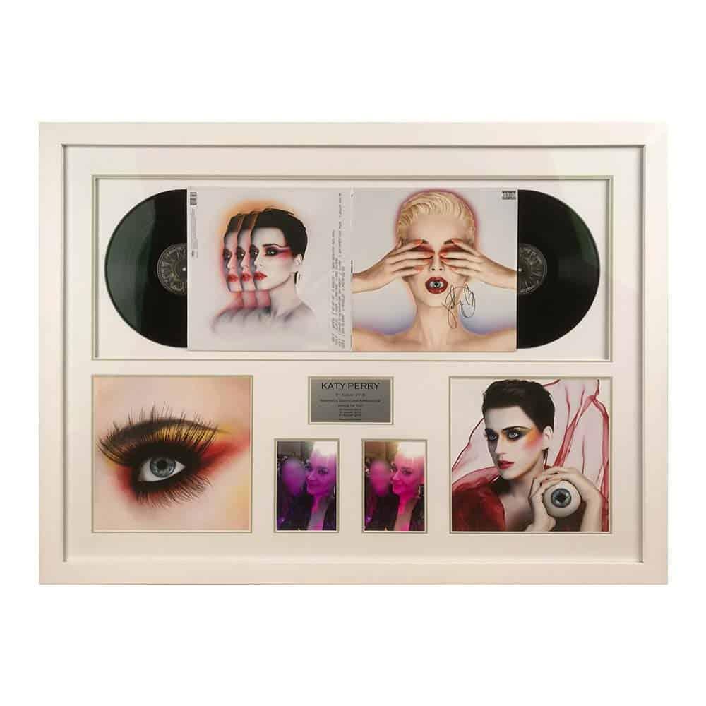 Music Memorabilia Framing