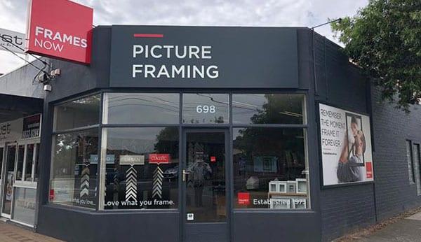 Frames Now Glen Waverley