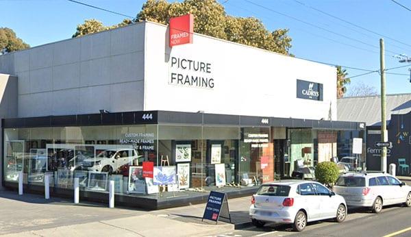 Frames Now Prahran