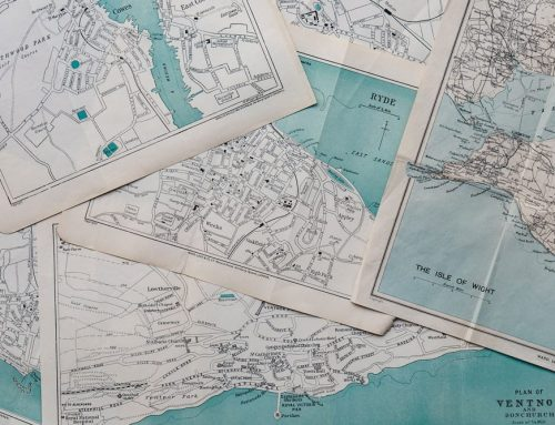 Framing your map