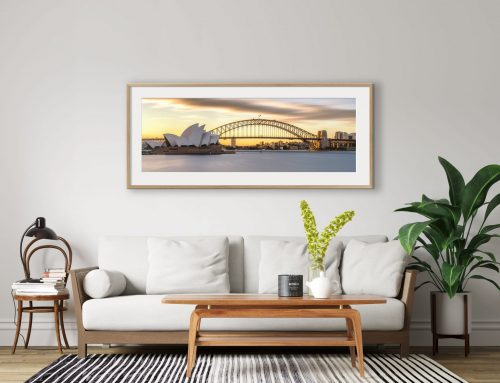 What Is a Panoramic Frame?