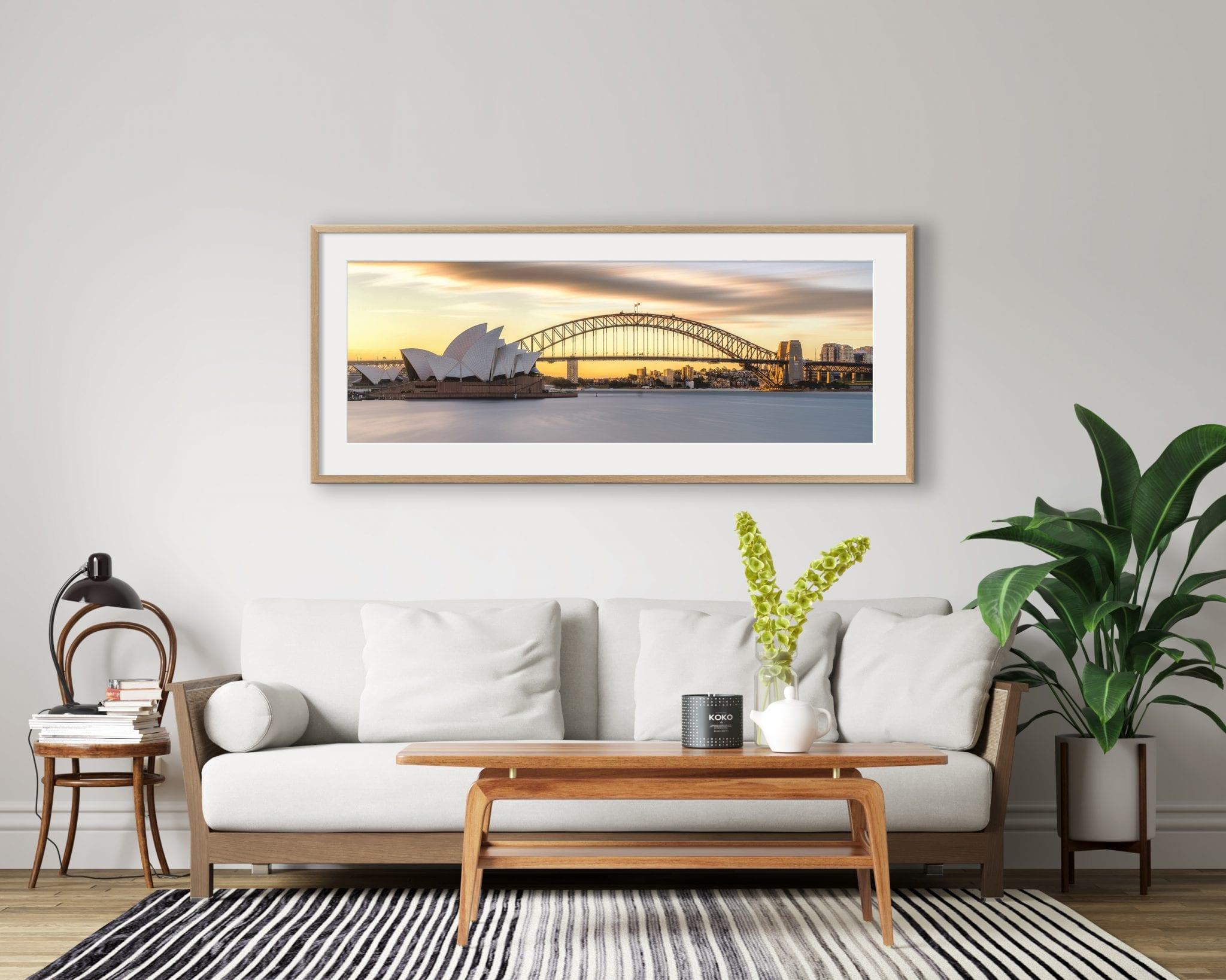 panoramic frames