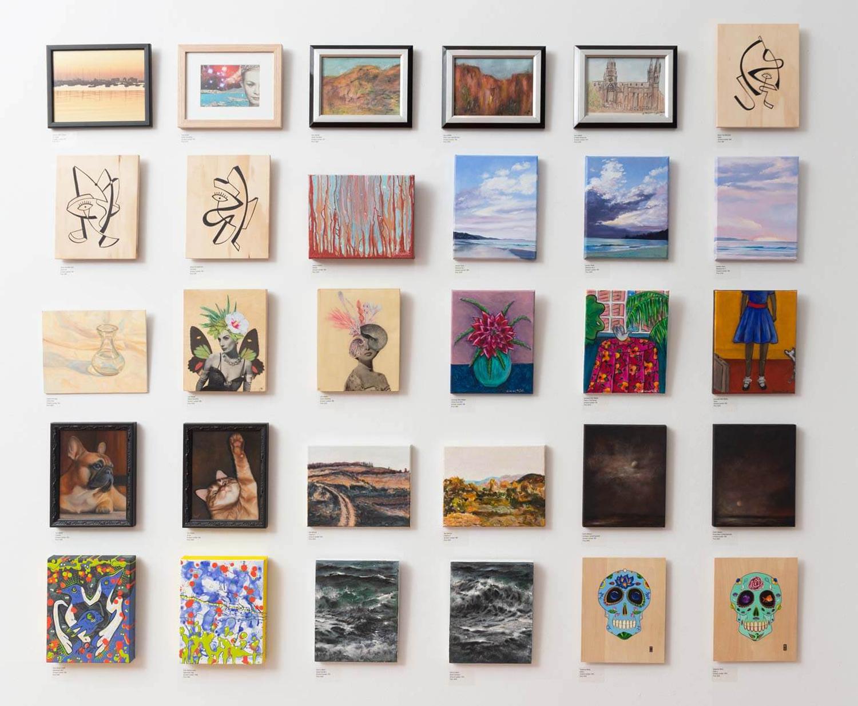 Linden Art Postcard frames