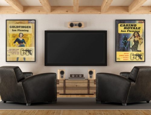 Movie Poster Framing