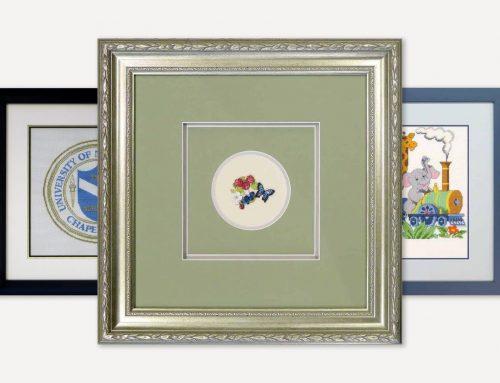 Cross-Stitch Frames