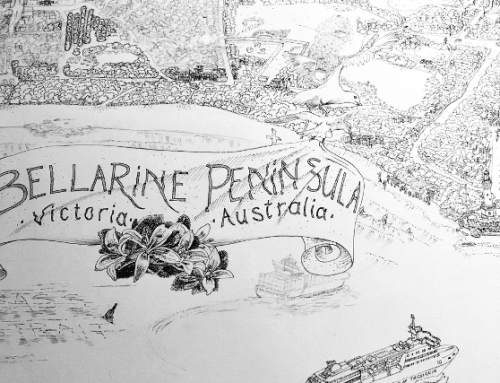 The Bellarine Map – Meet the makers