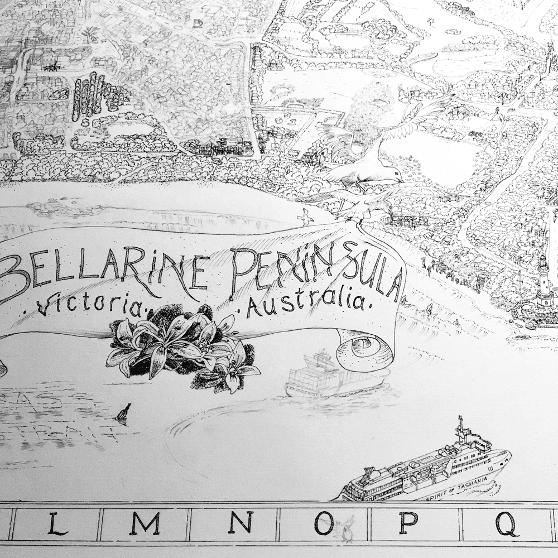 Bellarine map sneak peek