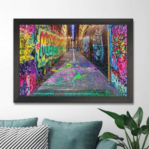 Melbourne I Love you Jigsaw Puzzle Frames